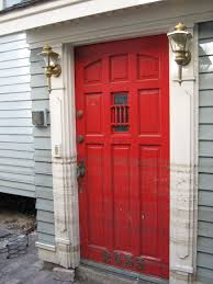 Look for the RED door to the New Lavish