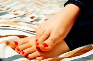 This Is Nutrition For Your Feet