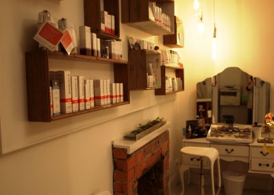 ASAP product display near makeup - Lavish Skin Therapy Clinic-beauty salon Benalla 03 5762 8404