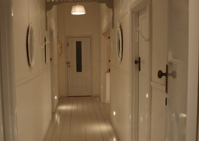 Hallway of salon - Lavish Skin Therapy Clinic-beauty salon Benalla 03 5762 8404