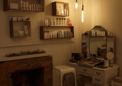 Makeup application area - Lavish Skin Therapy Clinic-beauty salon Benalla 03 5762 8404