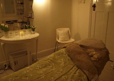 Treatment room for beauty services - Lavish Skin Therapy Clinic-beauty salon Benalla 03 5762 8404